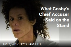 Billy Cosby's Chief Accuser Describes Alleged Assault