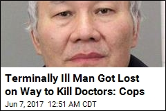 Cops: Dying Man Plotted to Kill 3 Doctors