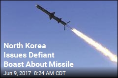 North Korea: New Missile Can Hit US Ships 'at Will'