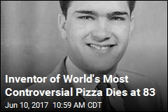 Man Responsible for the Hawaiian Pizza Dies at 83