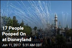 17 People Pooped On at Disneyland