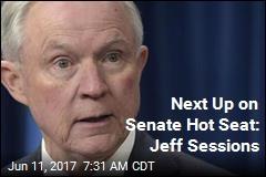 Next Up Before Senate Intel Panel: Sessions