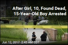 Boy, 15, Arrested in Death of Colorado Girl, 10