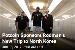 Rodman Returns to North Korea