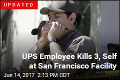Multiple Victims Shot at San Francisco UPS Facility