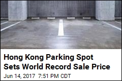 Parking Spot in Hong Kong Sells for $664K