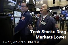 Tech Stocks Drag Markets Lower
