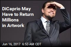 Leo DiCaprio Has to Return a Picasso