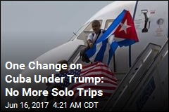 Trump to Unveil Partial Turnaround in Cuba Policy