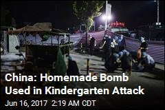 China: Homemade Bomb Used in Kindergarten Attack