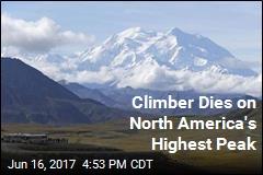 Climber Dies on North America's Highest Peak