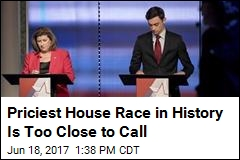 Priciest House Race in History Is Too Close to Call