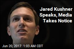 Jared Kushner Speaks, on Camera