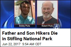 Father and Son Die Hiking in Extreme Heat