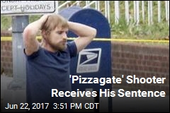 'Pizzagate' Shooter Gets 4 Years in Prison