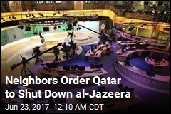 Qatar's Neighbors Issue List of Demands