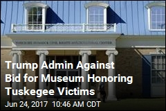 Trump Admin Opposing Bid for Tuskegee Experiment Museum