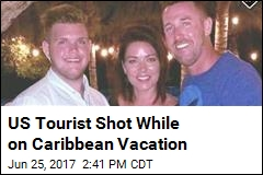 Father Shot During Caribbean Vacation in Serious Condition