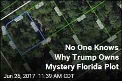 This Might Be Trump's Oddest Land Holding