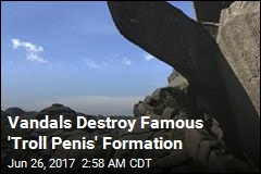 Norwegians Raise Money to Re-Erect Penis-Shaped Rock