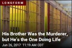 His Brother Was the Murderer, but He's the One Still in Jail