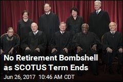 SCOTUS Term Ends With No Kennedy Bombshell