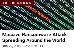 Massive Ransomware Attack Spreading Around the World