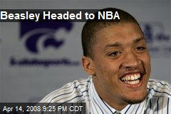 Beasley Headed to NBA