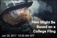 Halo Might Be Based on a College Fling