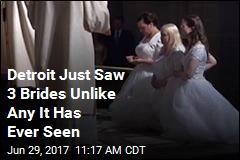3 Women in Detroit Just Married Jesus