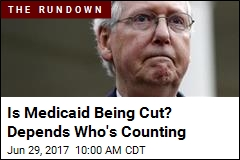 Medicaid Semantics Fight: Is It Being Cut or Not?
