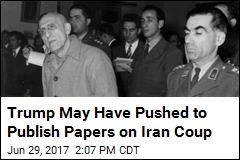 Once Expunged, Papers on '53 US-Backed Iran Coup Are Out