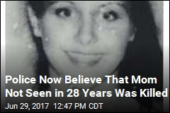 Woman's 1989 Disappearance 'Very Much a Homicide'