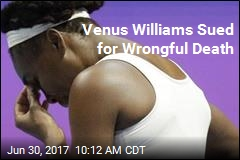 Venus Williams Sued for Wrongful Death