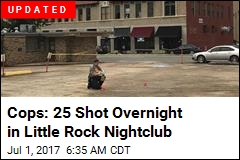 Cops: 17 Shot Overnight in Little Rock Nightclub