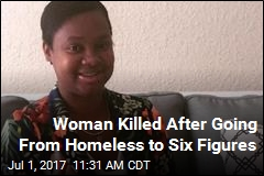 Woman Who Escaped Homelessness Killed by Home Invader