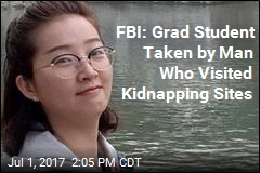 FBI: Grad Student Abducted by Man Who Visited Kidnapping Sites