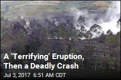 8 Die in Volcano Rescue Helicopter Crash