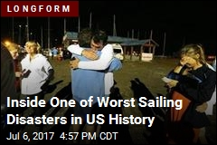 Inside One of Worst Sailing Disasters in US History
