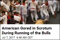 2 Americans Gored as Running of the Bulls Kicks Off