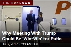 World's Eyes on Trump, Putin Meeting