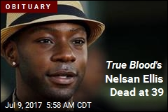 True Blood's Nelsan Ellis Dead at 39
