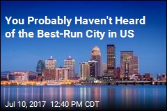 There Are the Nation's Best-Run, Worst-Run Cities