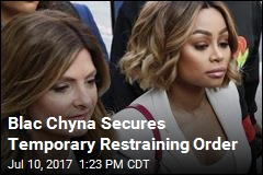 Blac Chyna Secures Temporary Restraining Order