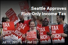 Seattle City Council Votes to Tax the Wealthy
