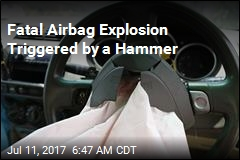 Exploding Takata Airbag Blamed for 12th US Death