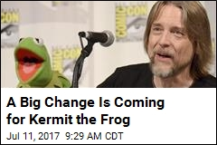 Kermit the Frog Says Goodbye to His 2nd Longtime Voice