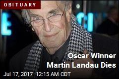 Martin Landau Dies at 89