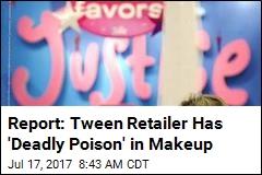 Report: Asbestos in Makeup From Popular Tween Store