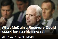 What McCain's Recovery Could Mean for Health Care Bill